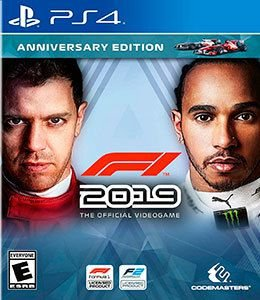 F1 2019 ANNIVERSARY EDITION PS4