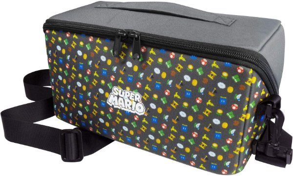 CASE CARRY ALL BAG SUPER MARIO SWITCH