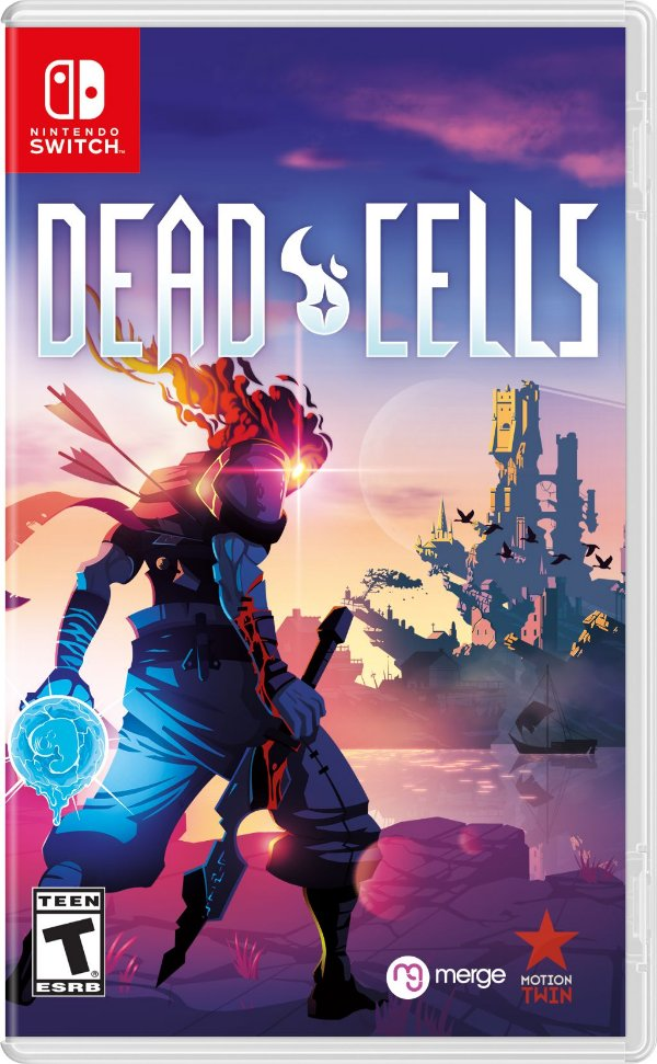 DEAD CELLS SWITCH