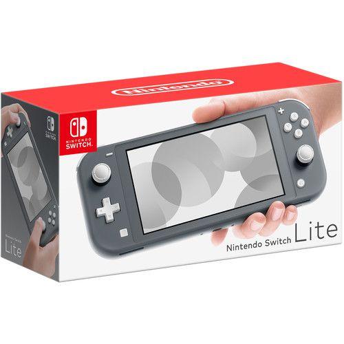 Console Nintendo Switch Lite Gray