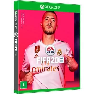 FIFA 2020 STANDARD EDITION XBOX ONE