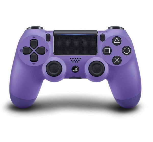 CONTROLE DUAL SHOCK ELECTRIC PURPLE PS4