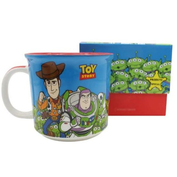 CANECA 350ML TOY STORY CLASSIC