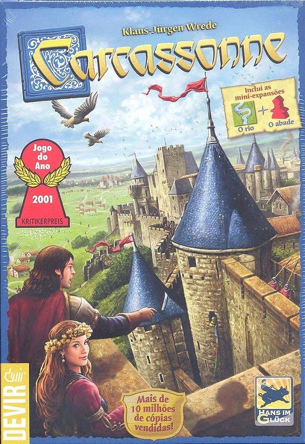 Carcassonne - Devir (Segunda Edição)