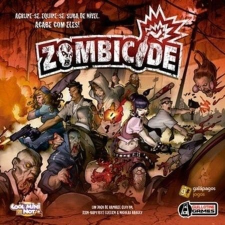 Zombicide Season 1 - Board Game