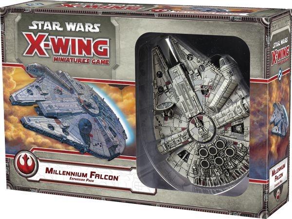 Millenium Falcon - Expansão X-Wing