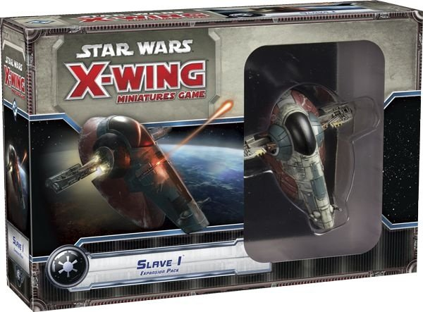 Slave I - Expansão X-Wing