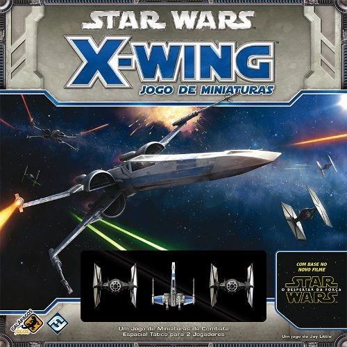 Star Wars X-Wing Despertar da Força - Boad Game