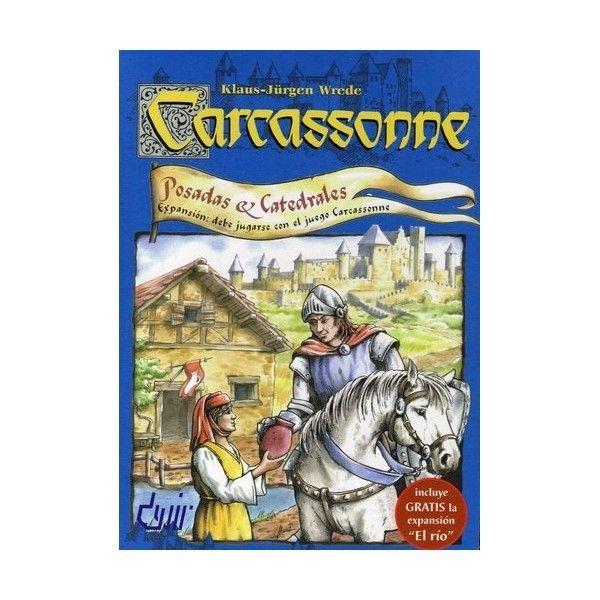 Carcassonne Pousadas e Catedrais (Posadas y Catedrales)