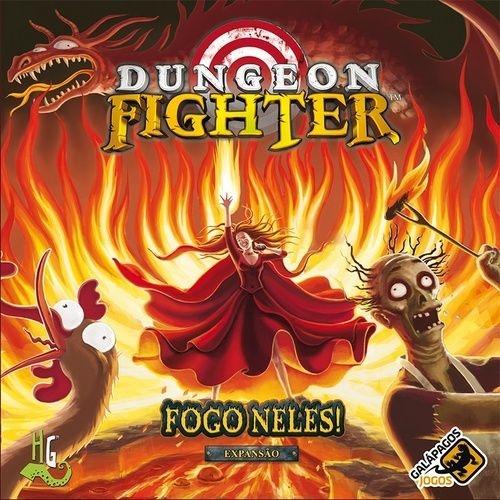 Dungeon Fighter - Fogo Neles! - Expansão