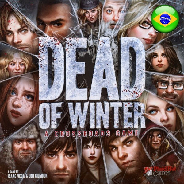 Dead of Winter: A Crossroads Game (NACIONAL)
