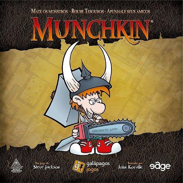 Munchkin 1 - Card Game