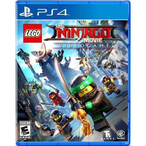LEGO NINJAGO PS4