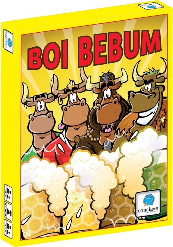 Boi Bebum -  Card Game