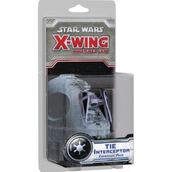 TIE Interceptor - Expansão X-Wing