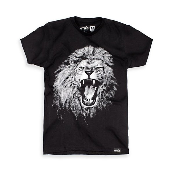 CAMISETA RUJA BLACK