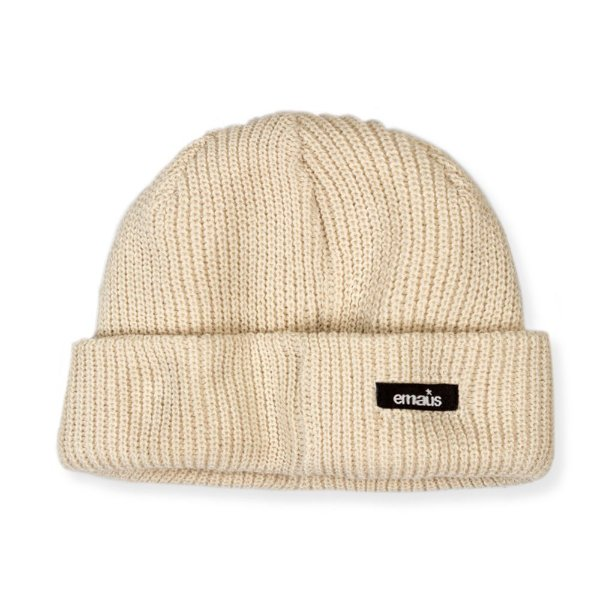 GORRO TRICOT - OFF WHITE