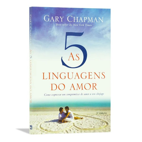 AS 5 LINGUAGENS DO AMOR - GARY CHARPAMAN