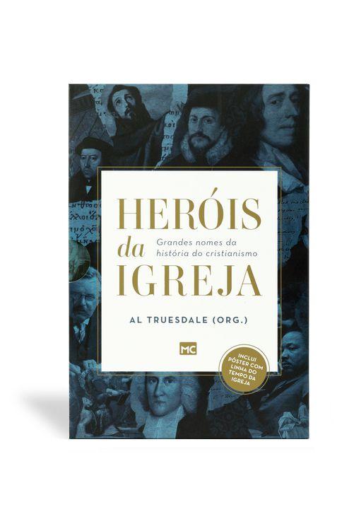 BOX HERÓIS DA IGREJA - AL TRUESDALE