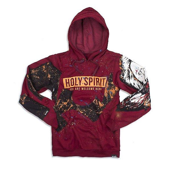 MOLETOM HOLY CUSTOM