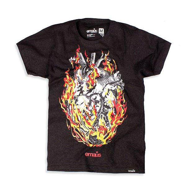 CAMISETA HEART FIRE