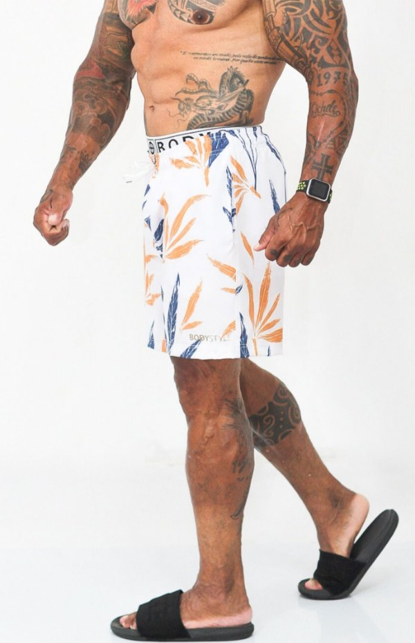 SHORTS JOUR BODY STYLE - FLORAL