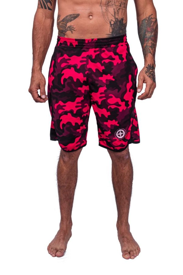 BERMUDA RED CAMOUFLAGE