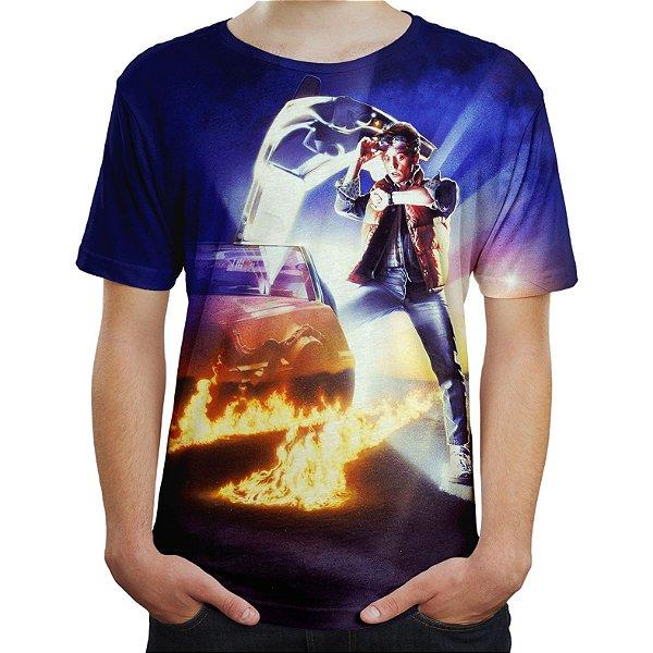 Camiseta Masculina De Volta Para O Futuro Md01