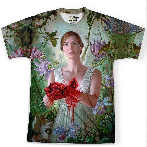 Camiseta Masculina Mãe! Mother!