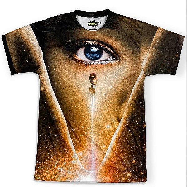 Camiseta Masculina Star Trek Discovery Md08