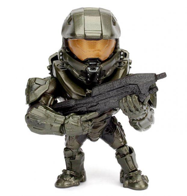 Master Chief 10cm metals Die Cast Halo M330
