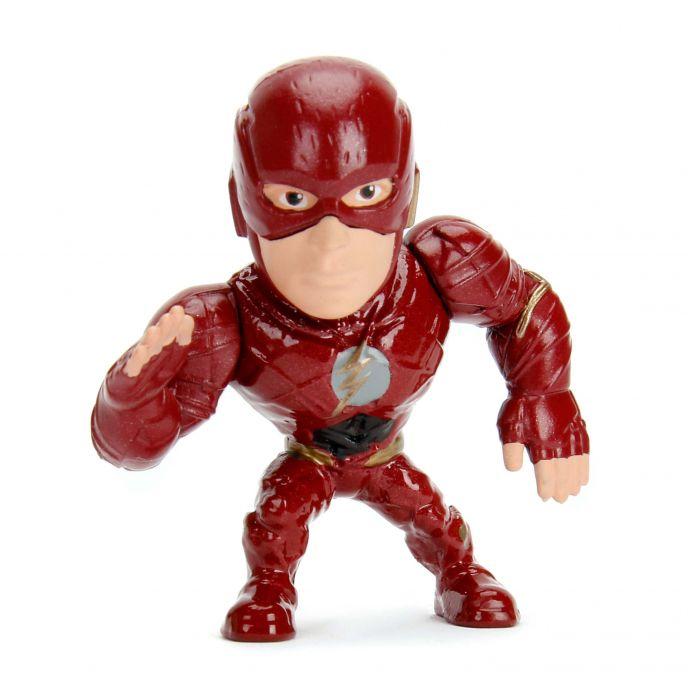 Boneco Flash 6 cm metals Die Cast Liga da Justiça DC M542