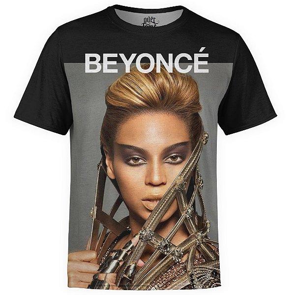 Camiseta masculina Beyoncé Estampa Digital md02