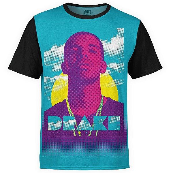 Camiseta masculina Drake Estampa digital md01