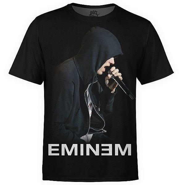 Camiseta masculina Eminem Estampa digital md02