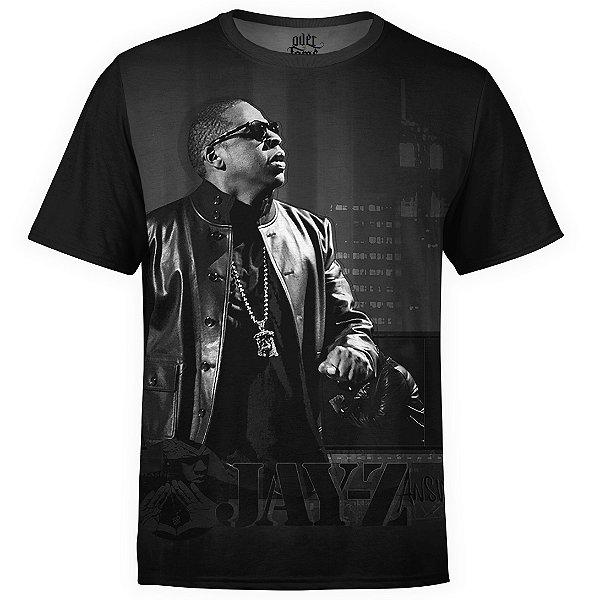 Camiseta masculina Jay-Z Estampa digital md02