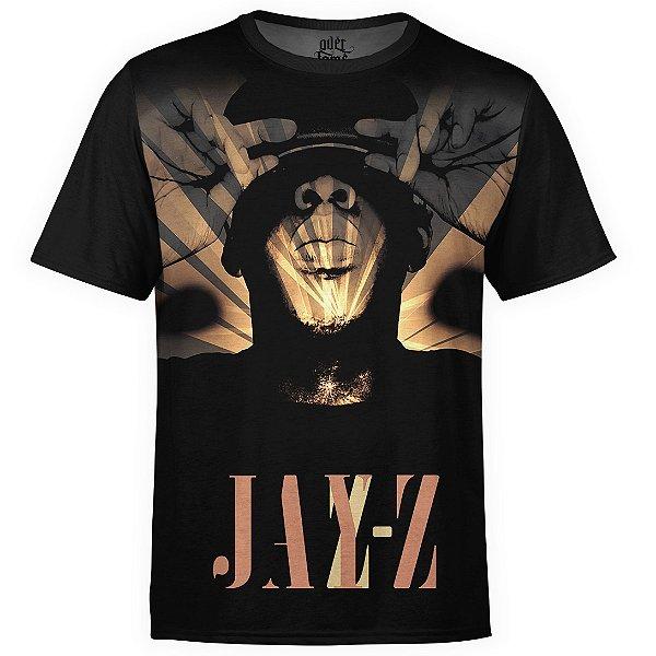 Camiseta masculina Jay-Z Estampa digital md03