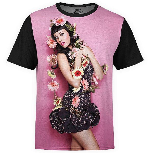 Camiseta masculina Katy Perry Estampa digital md01