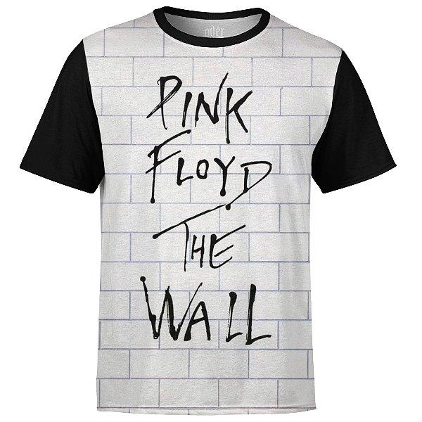 Camiseta masculina Pink Floyd Estampa digital md01