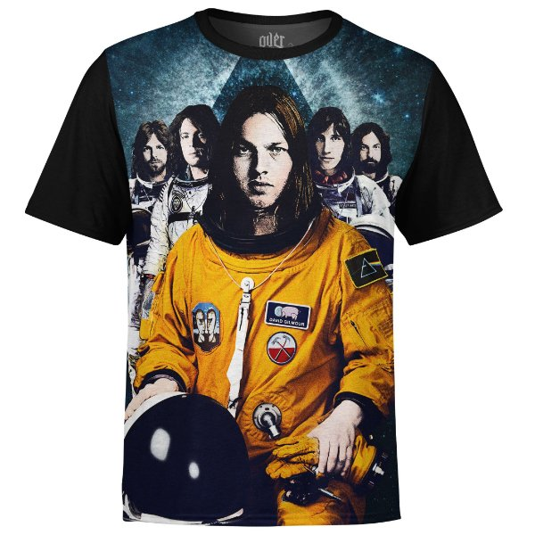 Camiseta masculina Pink Floyd Estampa digital md03