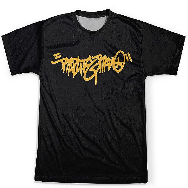 Camiseta Masculina Rap Life md11