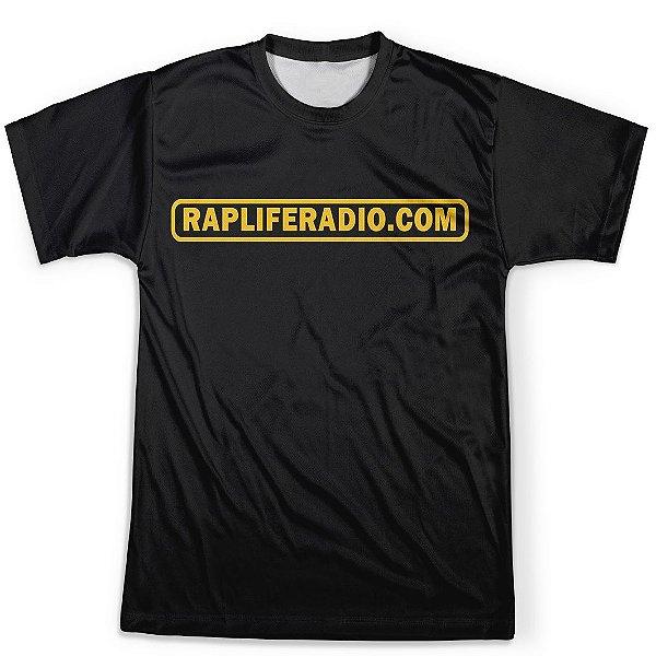 Camiseta Masculina Rap Life md10