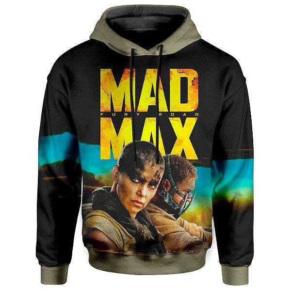 Moletom Com Capuz Unissex Mad Max Md5