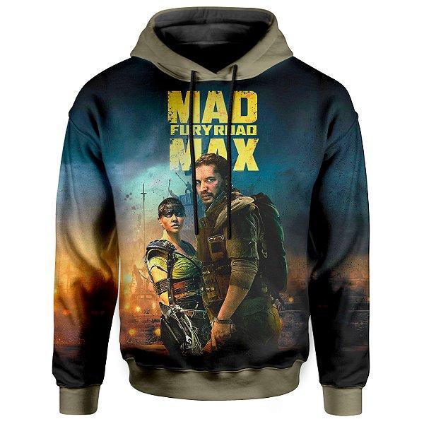Moletom Com Capuz Unissex Mad Max Md4