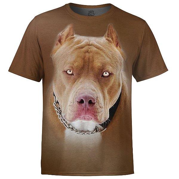 Camiseta Masculina Pitibull md02