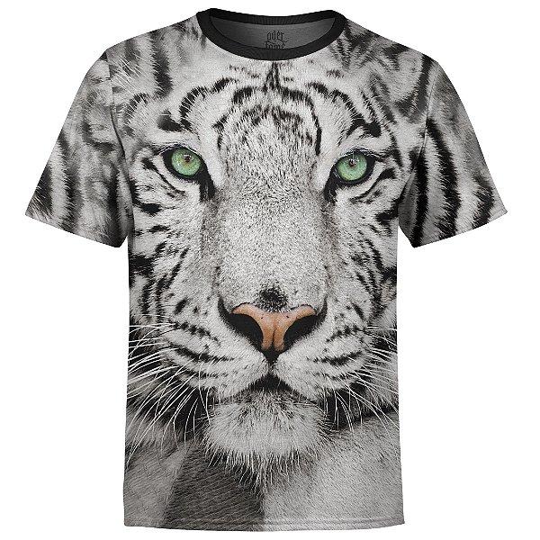 Camiseta Masculina Tigre de Bengala md01