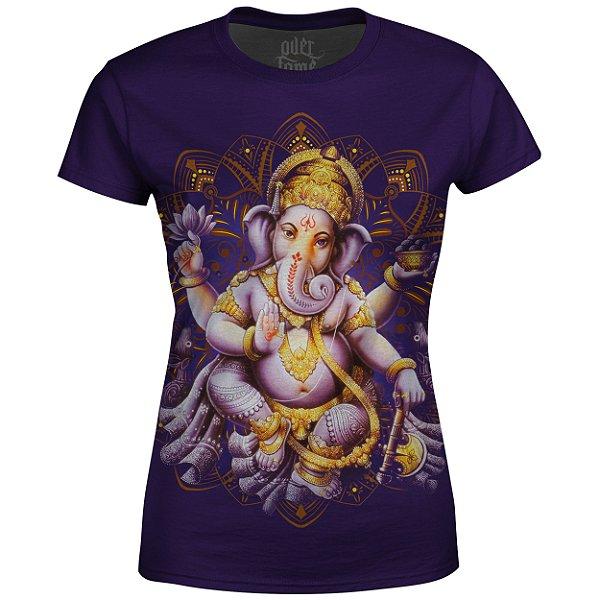 Camiseta Baby Look Feminina Hindu md04