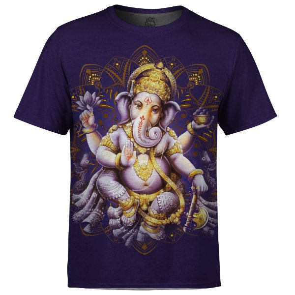 Camiseta Masculina Hindu md01