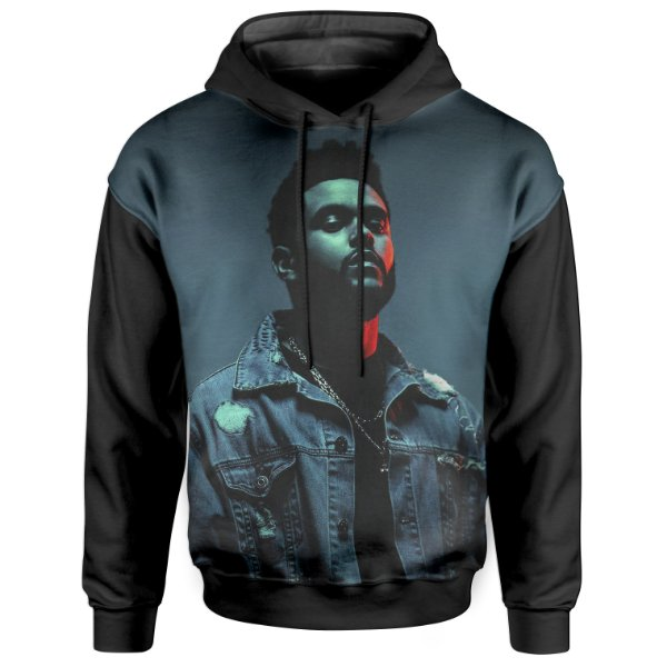 Moletom Com Capuz Unissex The Weeknd md03