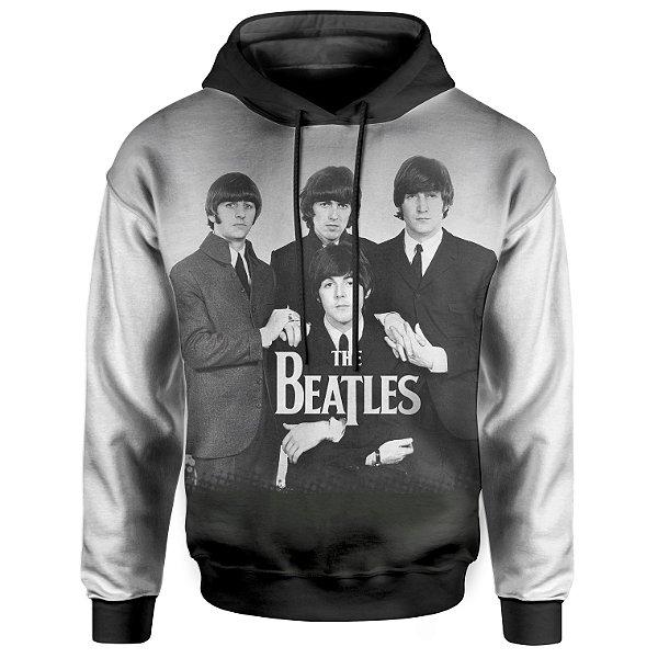 Moletom Com Capuz Unissex The Beatles md03